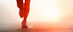 Segunda semana de treinamento e uma evolução: mais corrida, menos caminhada