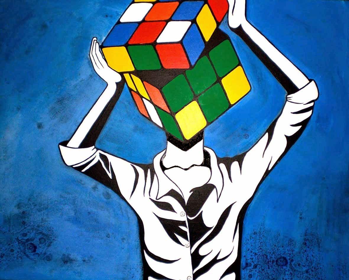 A vida e esse eterno cubo mágico em resolução | Medictando